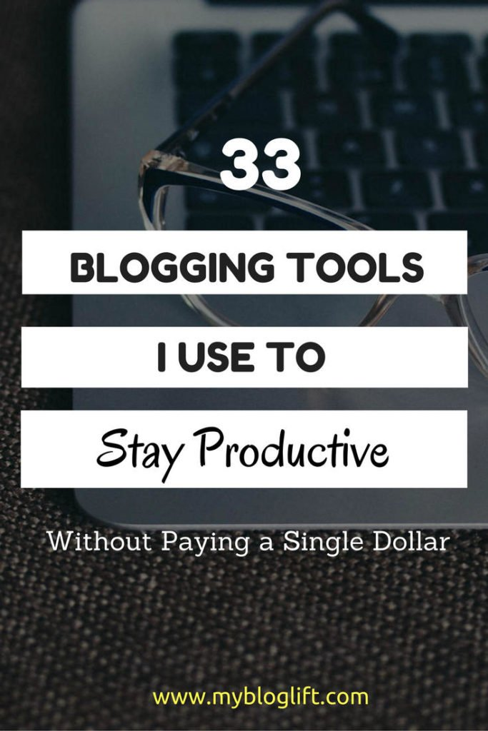 33 Online Blogging Tools for Free