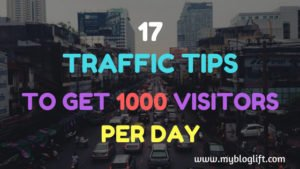 17 Actionable Traffic Tips