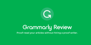 Grammarly Review for SEO-friendly article