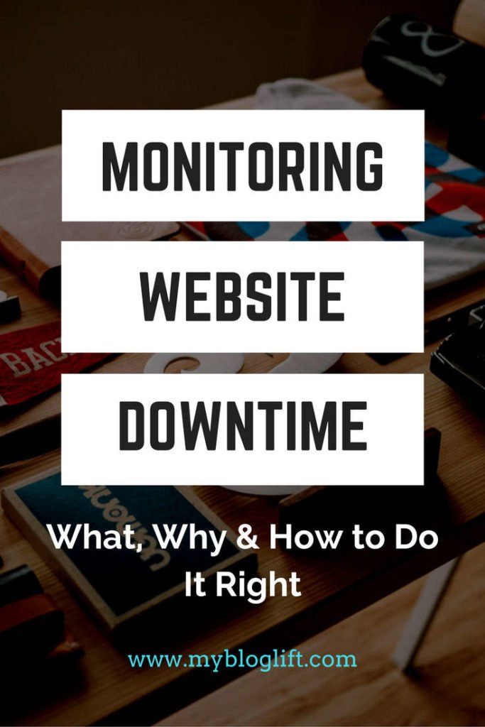 How to Monitor Server Website Downtime