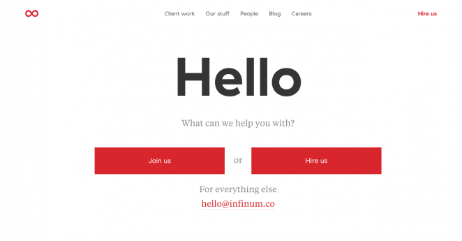 Contact Page Example