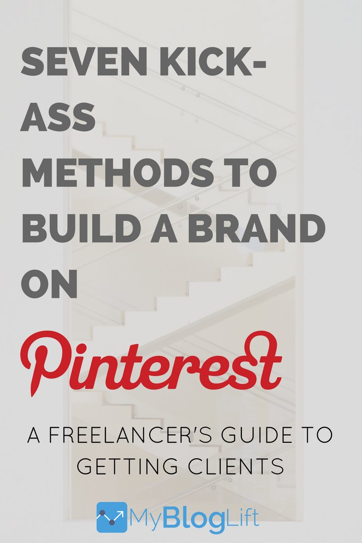 How to Build A Brand on Pinterest
