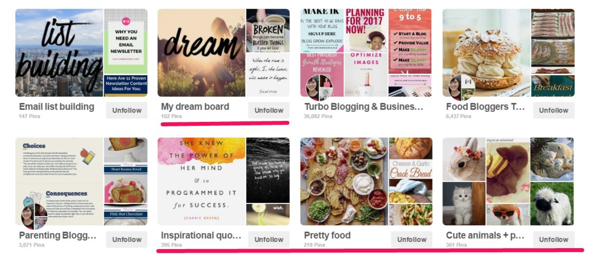 Pinterest Tips - Be Yourself