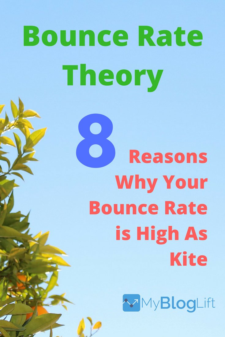 High Bounce Rate Theory Explained