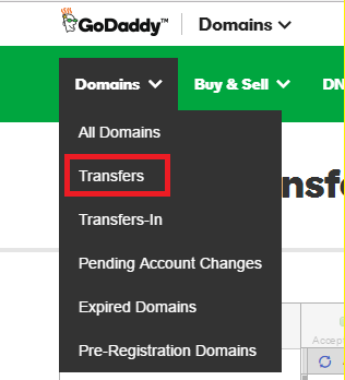 Domain Transfer Speed