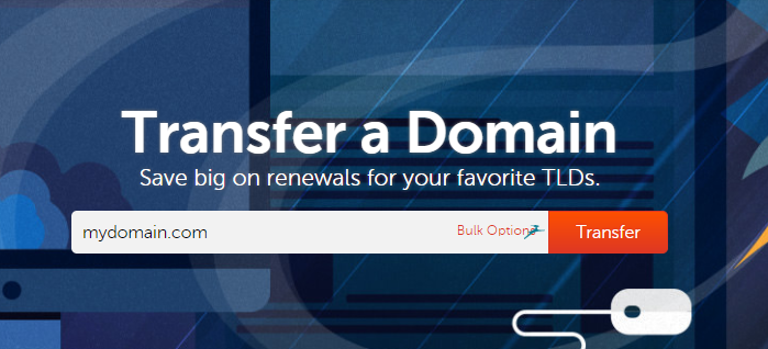 Transfer A Domain NameCheap