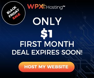 WPX Hosting 1Dollar Coupon