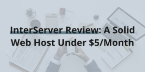 InterServer Review 2018