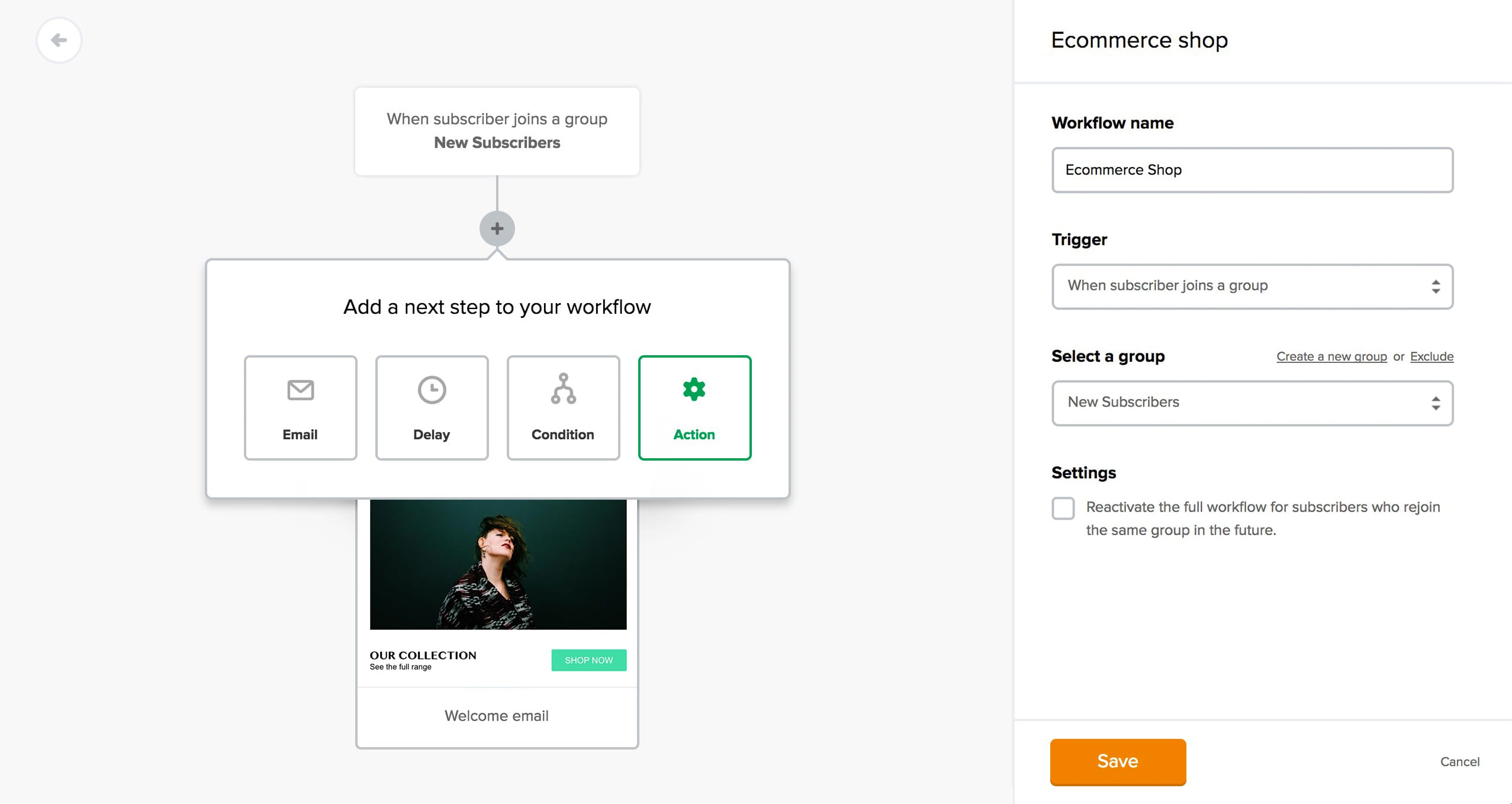 MailerLite Review - Create Email Automation