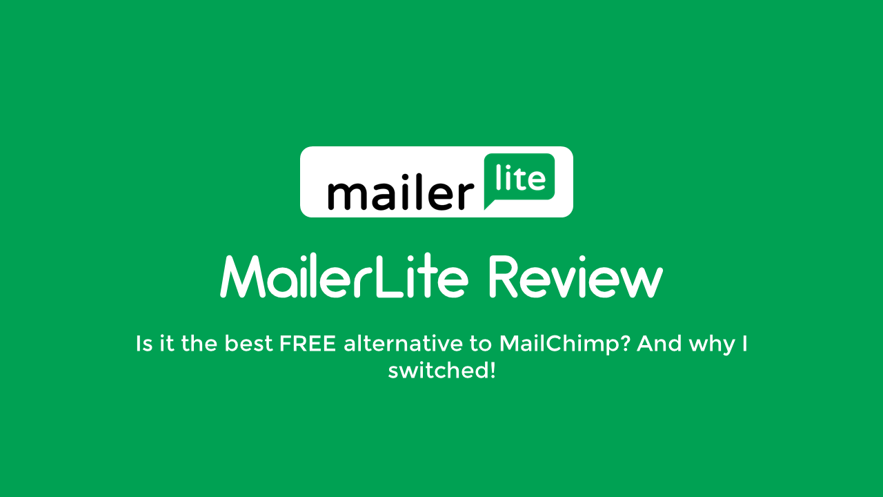 Email Marketing  Mailerlite Free Offer
