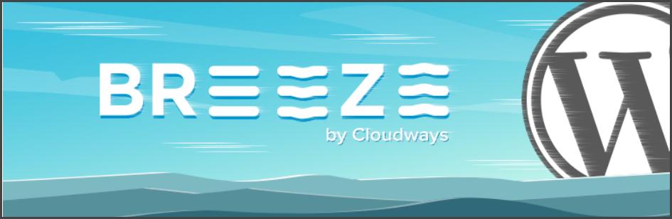 Breeze – WordPress Cache Plugin by Cloudways