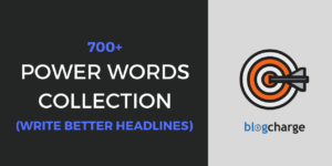 700 Catchy Words List for Powerful Title