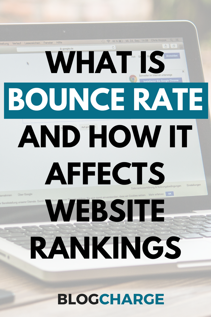 Bounce Rate for SEO Explained