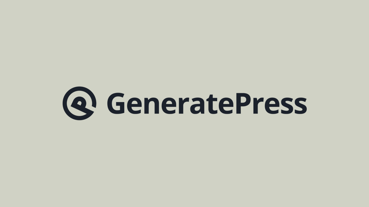GeneratePress Review Featured Image