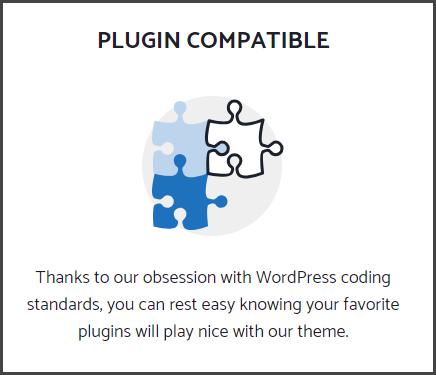 GeneratePress plugin compatibility