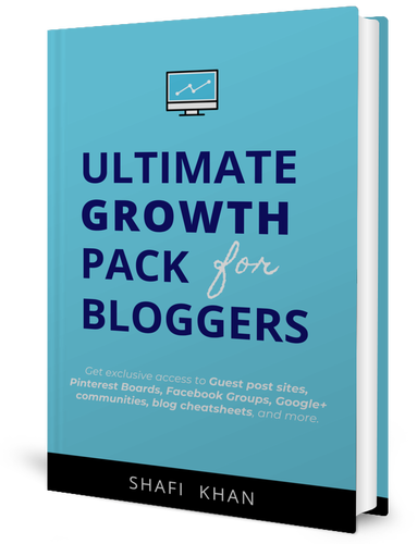Growth Pack Ebook Cover