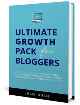 Growth Pack Bloggers