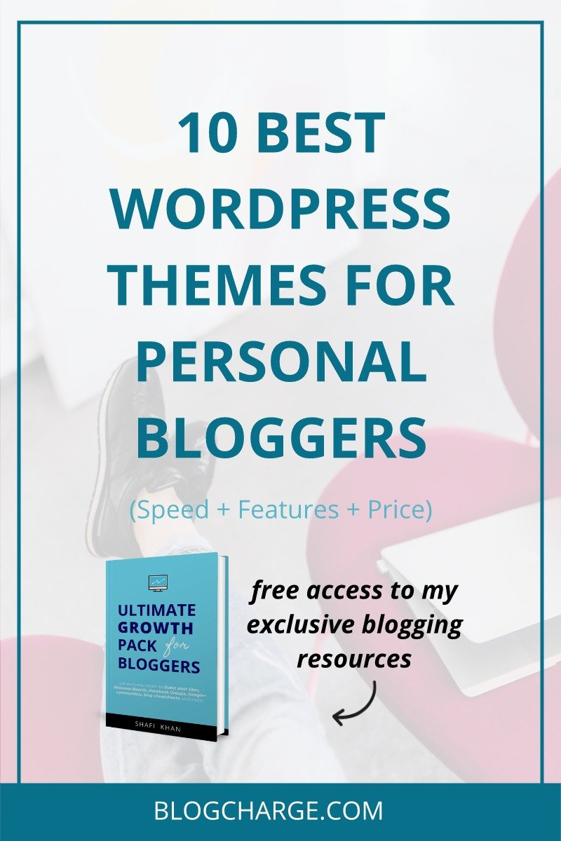 Best WordPress Themes for Bloggers 2018
