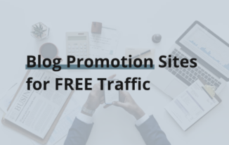Blog Promotion Sites