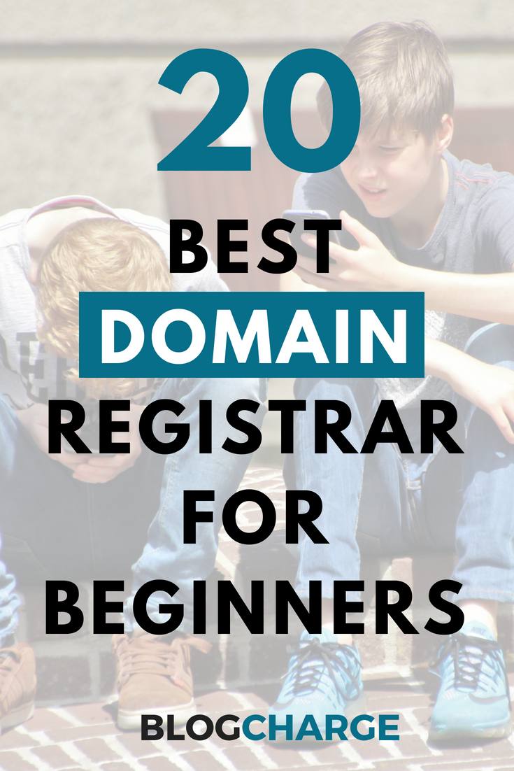 Best Domain Name Registrars Pinterest Pin