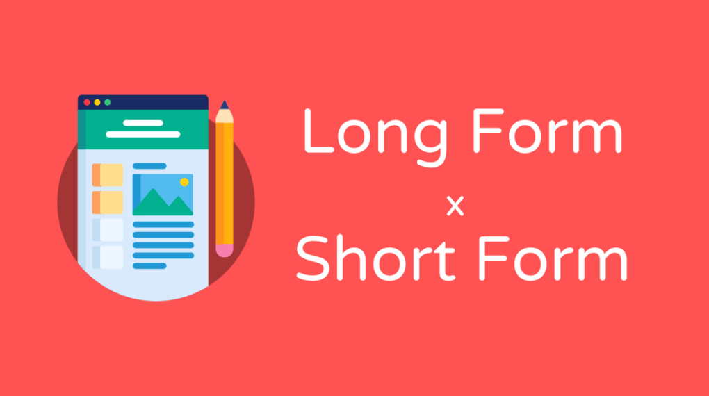 Long vs Short Form Article Research - Facebook Image