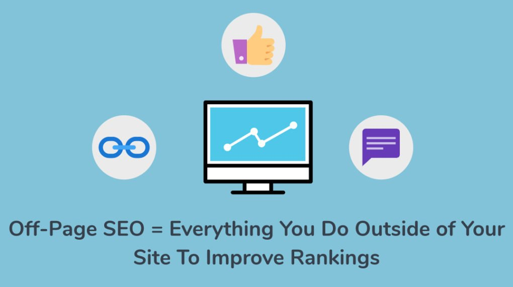 Off Page SEO - Do It Yourself SEO