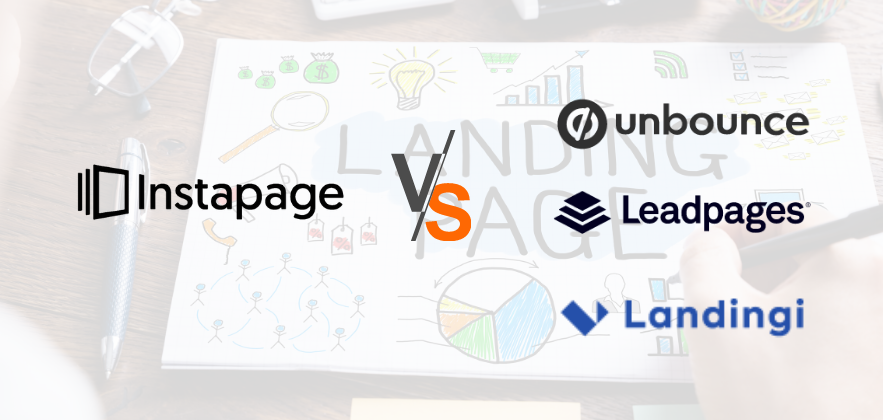 Instapage alternatives and competitors
