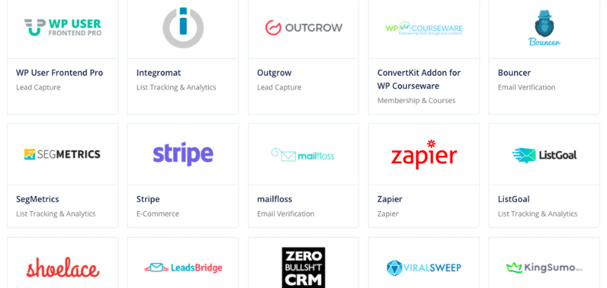 Leadpages vs convertkit integrations