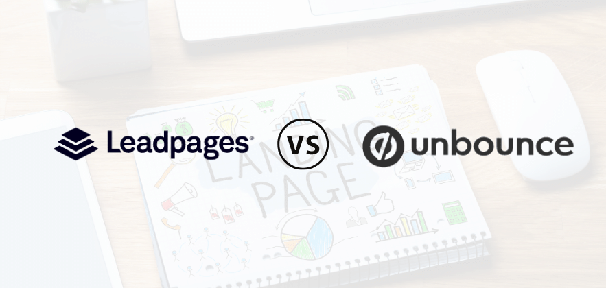 featured image Leadpages vs unbounce