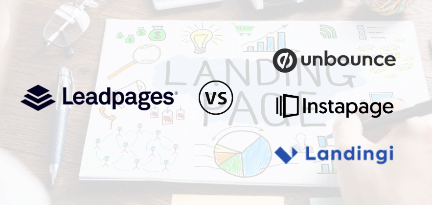 leadpages alternatives & competitors